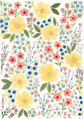 Tiny Floral Pattern