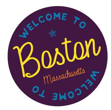 Welcome to Boston Massachusetts