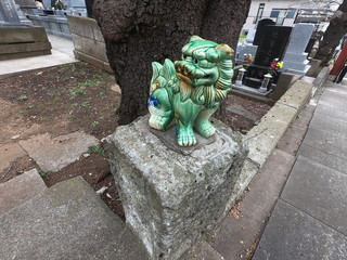 南京墓地、横浜、日本
