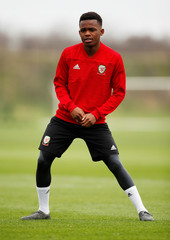 International Friendly - Wales Training