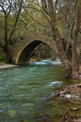 Kelefos Bridge (Medieval Bridge) Cyprus
