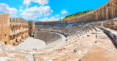 Aspendos amphitheater - Antalya Turkey