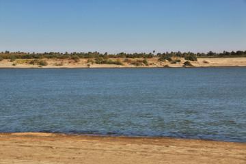 Karma, Sudan, Nile, Africa