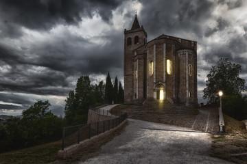 the church Santa Maria Italy