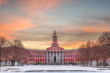 Denver, Colorado, USA City Hall