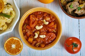 Moroccan Matbucha