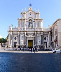 Sant'Agata Cathedral, Catania, Italy