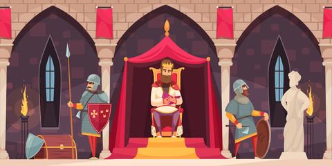Castle People Composition