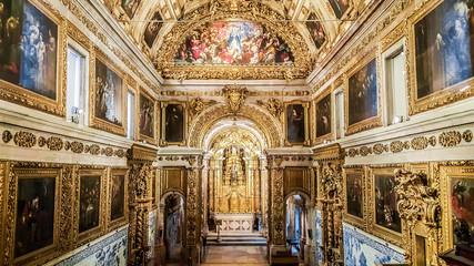 The Mother of God Church (Madre de Deus Church). Lisbon, Portugal