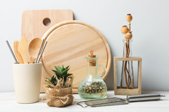 Eco friendly  tableware, zero waste.