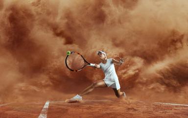 Fototapeta Tennis. obraz