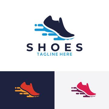 shoes logo icon