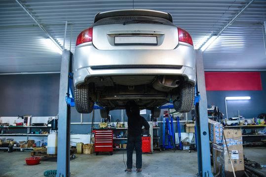 car maintenance service repair