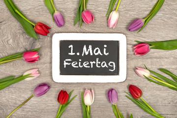 1. Mai Feiertag