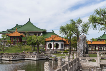 中国庭園(燕趙園)
