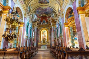Austria, Vienna, Jesuitenkirche