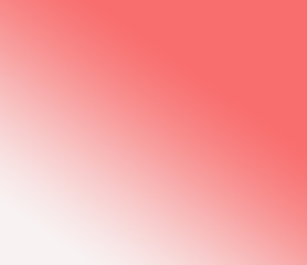 Abstract pink gradient background, color of the year 2019 Living Coral.