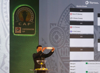 African Confederation Cup Quarter Final Draw