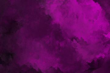 Wallpaper dunkles violett/ lila Wasserfarben Verlauf Bild