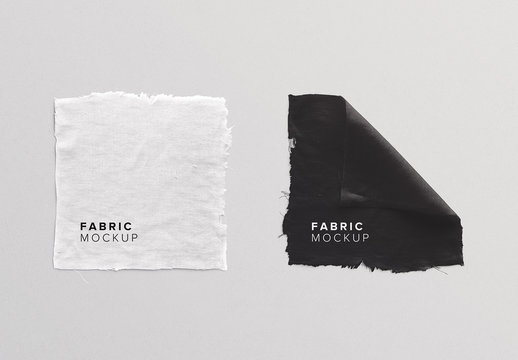 Fabric Linen Mockup