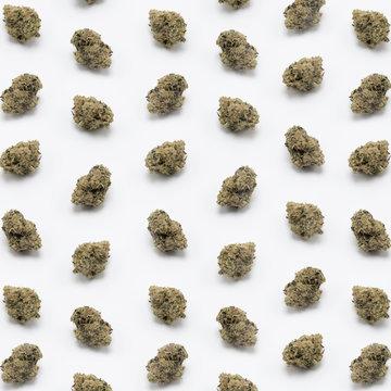 Cannabis Flowers Wallpaper