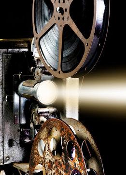 16mm Film Projector.