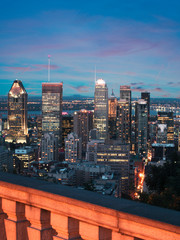 Montreal Mont Royal