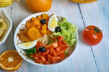 Moroccan Salad Medley