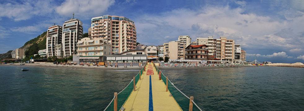 Durres, Albania, Adriatic Sea, Balkans