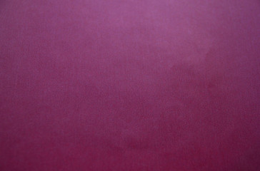 Beautiful puple paper background. Empty space concept. Purple paper texture background. Colored cardboard fibers and grain.