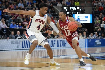 NCAA Basketball: NCAA Tournament-First Round-Auburn vs New Mexico State