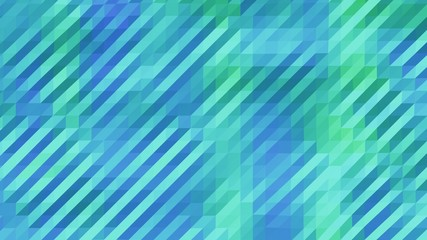 Low Poly Triangles Diagonal Abstract