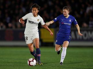 Women's Champions League Quarter Final - Chelsea v Paris St Germain