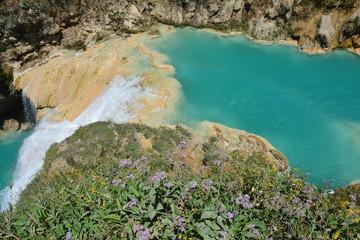 Cascade el Chiflón Chiapas Mexique - El Chiflon Waterfall Chiapas Mexico