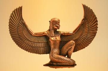 Isis Egyptian Goddess
