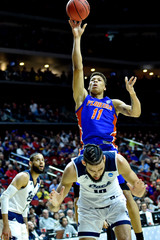 NCAA Basketball: NCAA Tournament-First Round-Florida vs Nevada