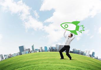 Business startups development