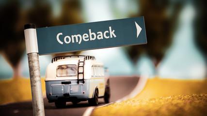 Sign 366 - Comeback