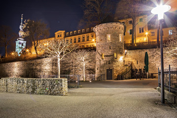 Alte Stadtmauer of Schweinfurt