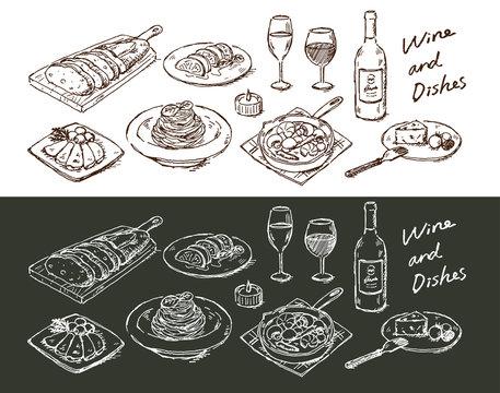 ワインと合う料理
