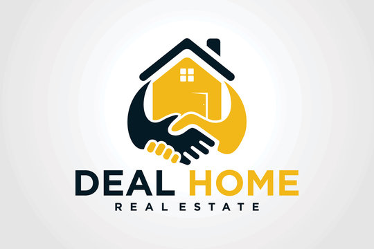 deal home logo design
