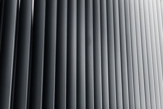gray shade gradient stripes windows line pattern abstract for background.