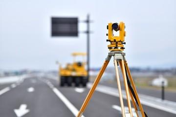 工事測量・測量イメージ
