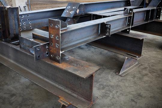 metal beams