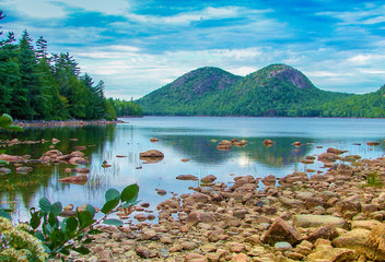 Eagle Lake Bar Harbor Maine