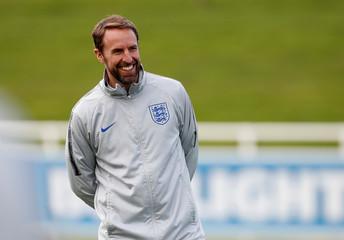 Euro 2020 Qualifier - England Training