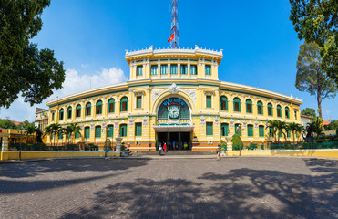 Saigon Central Post Office, Hochiminh