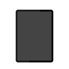Black tablet illustration - Design material/element