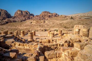The Great Temple of Petra, jordan