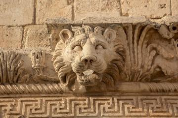 Baalbek heritage site, Lebanon